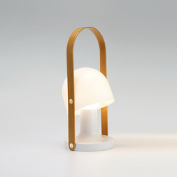FollowMe Plus | Table lamps in wood | Marset