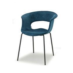 Miss B Pop | Visitors chairs / Side chairs | Scab Design