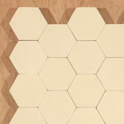 Hexagon-cream | Concrete tiles | Granada Tile