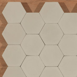 Hexagon-grey | Piastrelle cemento | Granada Tile