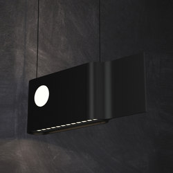 Riibe Black | Suspended lights | LUG Light Factory