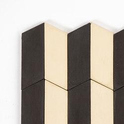 Long-Accordion-Parade-black-cream | Tiles | Granada Tile