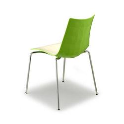Zebra Bicolore | Chairs | Scab Design