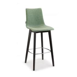 Natural Zebra Pop stool | Bar stools | Scab Design