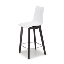 Natural Zebra Antishock stool | Bar stools | Scab Design