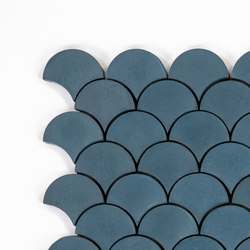 Scale-midnight | Concrete tiles | Granada Tile