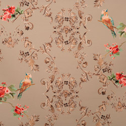 Fantasy Bird | 15951 | Curtain fabrics | Dörflinger & Nickow