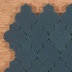 Trellis-midnight | Concrete tiles | Granada Tile