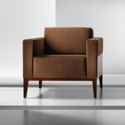 Alia | Wood Lounge | Poltrone lounge | Cumberland Furniture