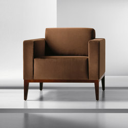 Alia | Wood Lounge | Lounge chairs | Cumberland Furniture