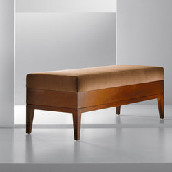 Alia | Wood Bench | Bancos de espera | Cumberland Furniture