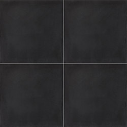 Color Palette - Black | Concrete tiles | Granada Tile
