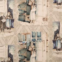 Ladies | 16028 | Curtain fabrics | Dörflinger & Nickow