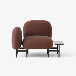 Isole Modular Seating System | Loungesessel | &TRADITION