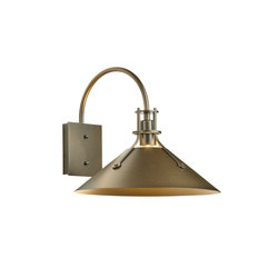 Henry Medium Outdoor Sconce | Éclairage général | Hubbardton Forge
