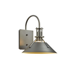 Henry Small Outdoor Sconce | Wall lights | Hubbardton Forge