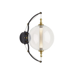 Otto Sphere Sconce | General lighting | Hubbardton Forge