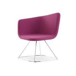 Domino | Armchairs | B&T Design