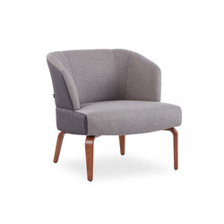 Milo | Loungesessel | B&T Design