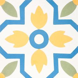 Flor 708 P | Baldosas de suelo | Granada Tile