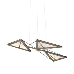Vitrage LED Pendant | General lighting | Hubbardton Forge