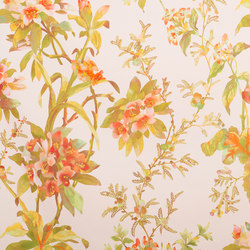 Rhododendron | 14715 | Curtain fabrics | Dörflinger & Nickow