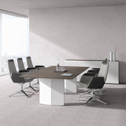 Pace meeting table | Tavoli contract | RENZ