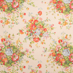 Spring Bouquet | 15943 | Drapery fabrics | Dörflinger & Nickow