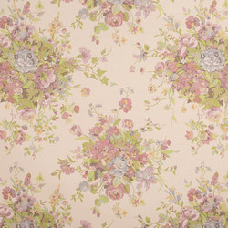 Spring Bouquet | 15945 | Curtain fabrics | Dörflinger & Nickow