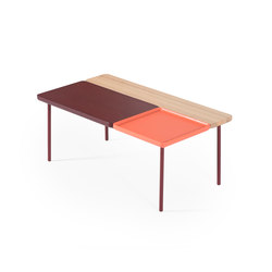 Treet lounge table | Lounge tables | Mitab