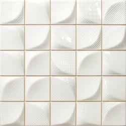 3D Tissu White | Carrelage | Dune Cerámica