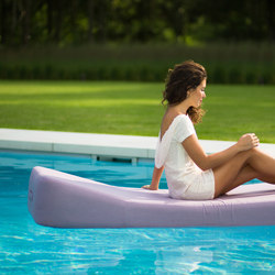 Jackie | floating lounger extra soft | Liegestühle | Mr Blue Sky