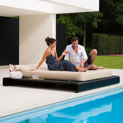 Lucille | daybed twin | Bains de soleil | Mr Blue Sky