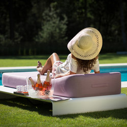 Lucille | daybed | Lettini giardino | Mr Blue Sky