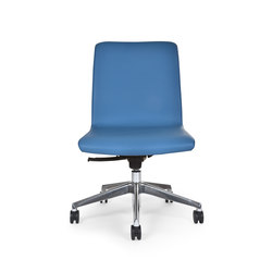 Flo sidechair office | Office chairs | Riccardo Rivoli Design