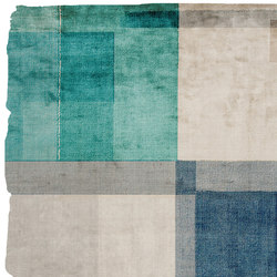 P08 In common (Excelsior Lowe Edit)  Raw Ice Cut | Rugs / Designer rugs | Henzel Studio