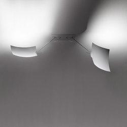2 x 18 x 18 (recessed) | Éclairage général | Ingo Maurer