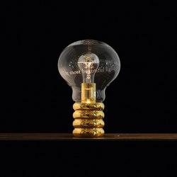 Bulb Limited | Lámparas de sobremesa | Ingo Maurer