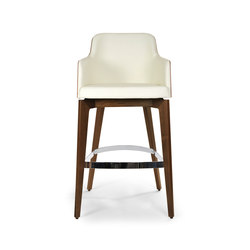 Marlene barstool 200w wood | Sgabelli bancone | Riccardo Rivoli Design