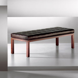 Cambridge | Wood Bench | Bancos de espera | Cumberland Furniture