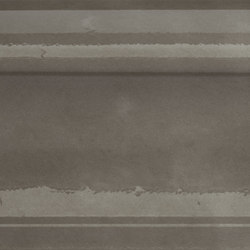 Atelier & Purity | Listel Atelier Graphite Glossy-Dk | Ceramic tiles | Dune Cerámica