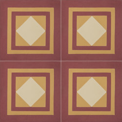Four Corners - 96 A | Tiles | Granada Tile