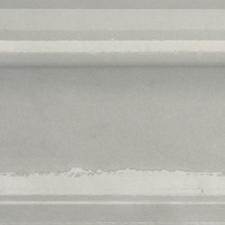 Atelier & Purity | Listel Atelier Smoke Glossy-Dk | Carrelage | Dune Cerámica