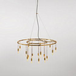 Vaghe Stelle | Pendant Lamp | Lampadari | Santa & Cole