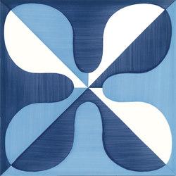 Blu Ponti – Tipo 19 | Floor tiles | La Riggiola