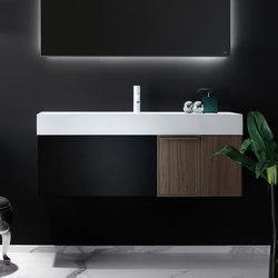 Quattro.Zero Waschtischunterschränke | Waschtischunterschränke | Falper