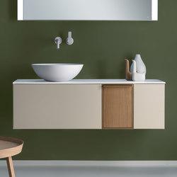 Quattro.Zero Meubles sous-lavabo | Meubles sous-lavabo | Falper