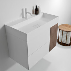 Quattro.Zero Mobili lavabo | Mobili lavabo | Falper