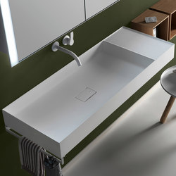 Quattro.Zero Wash basins | Vanity units | Falper