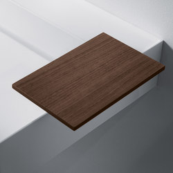 Quattro.Zero Bathroom accessories | Shelves | Falper